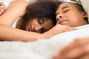 Wintertime sleep and relationships